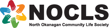 North Okanagan Community Life Society Logo